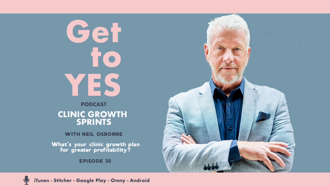 E30: B2C What's your clinic growth plan for greater profitability?
