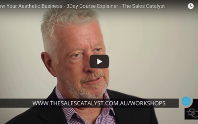 Grow Your Aesthetic Business – 3-Day Course Explainer