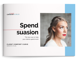 Spendsuasion_Client Comfort Curve Growth Plan - The Sales Catalyst
