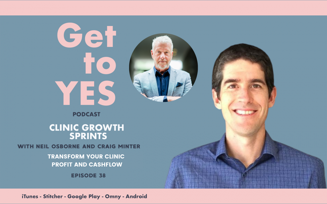 E38: B2C Interview w/- Craig Minter – Transform your clinic profit and cashflow
