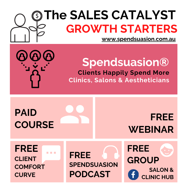 Spendsuasion, with The SALES CATALYST