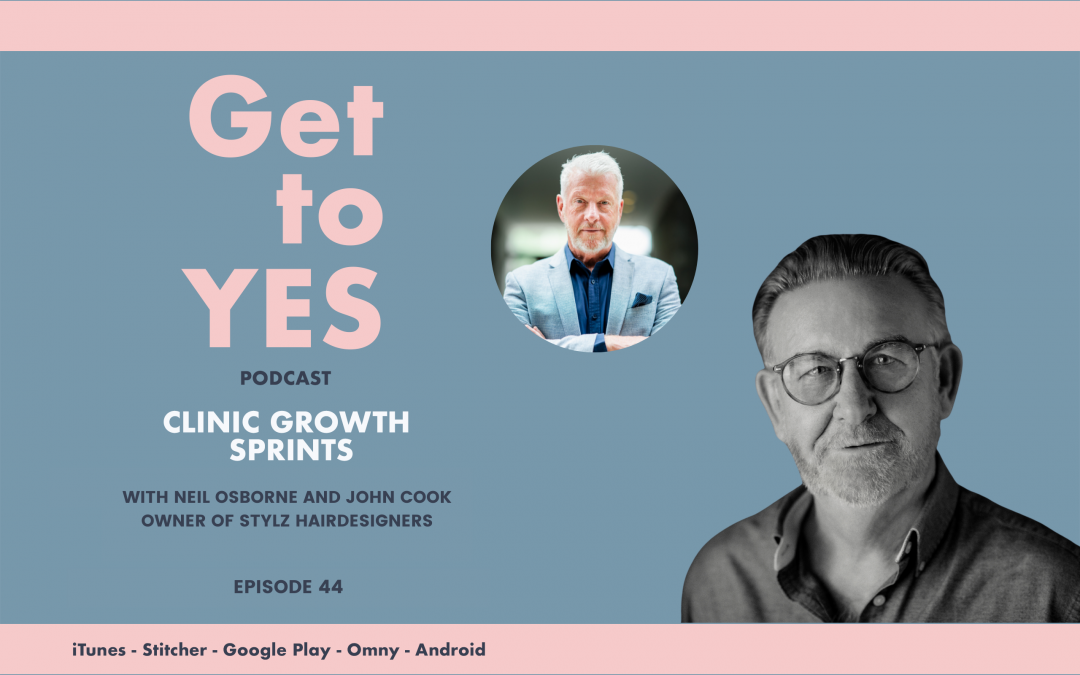 E44: Interview w/- John Cook – Owner of Stylz Hairdesigners